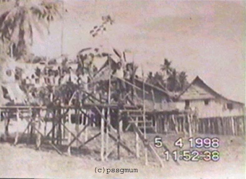 Pulau Sudong pada tahun 1950-an
