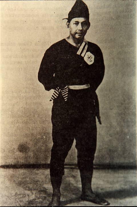 Mahaguru Meor Abdul Rahman semasa zaman pendudukan Jepun(1942)